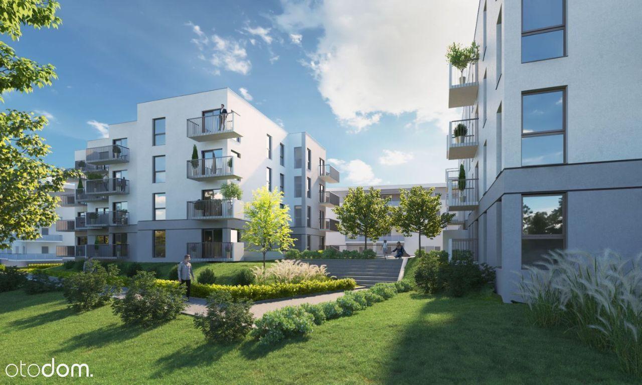 Nowe mieszkanie 3 pokojowe Osiedle Rąbin Park