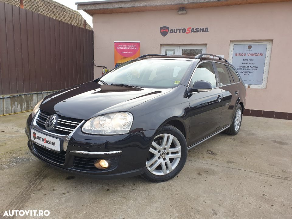 Volkswagen Golf 1.9 - 6