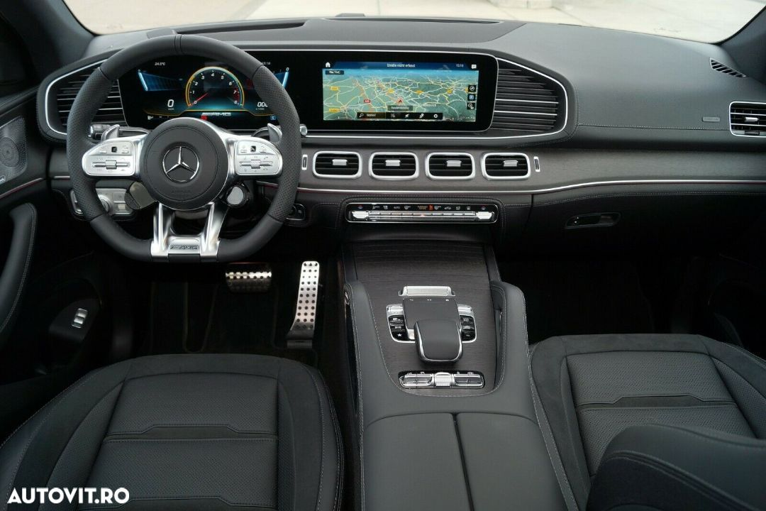 Mercedes-Benz GLE Coupe AMG - 21