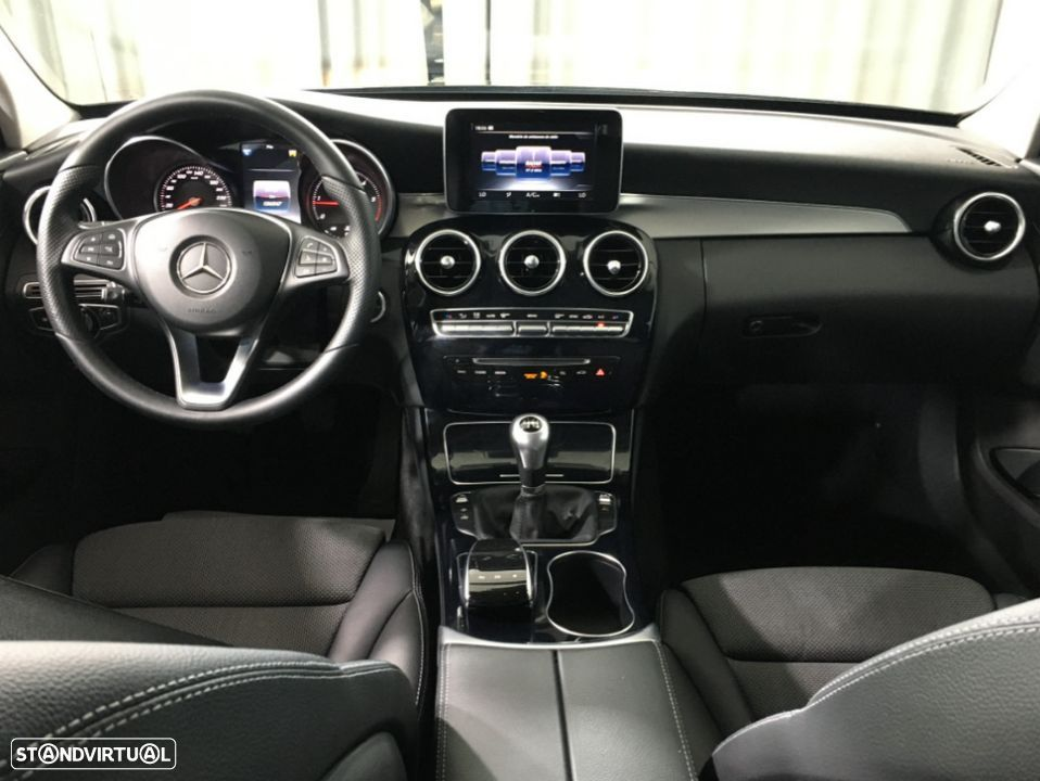 Mercedes-Benz C 220 BlueTEC Avantgarde - 14