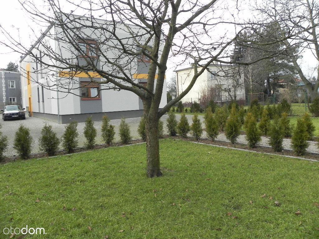 Bezczynszowe z ogródkiem i parkingiem, od zaraz!