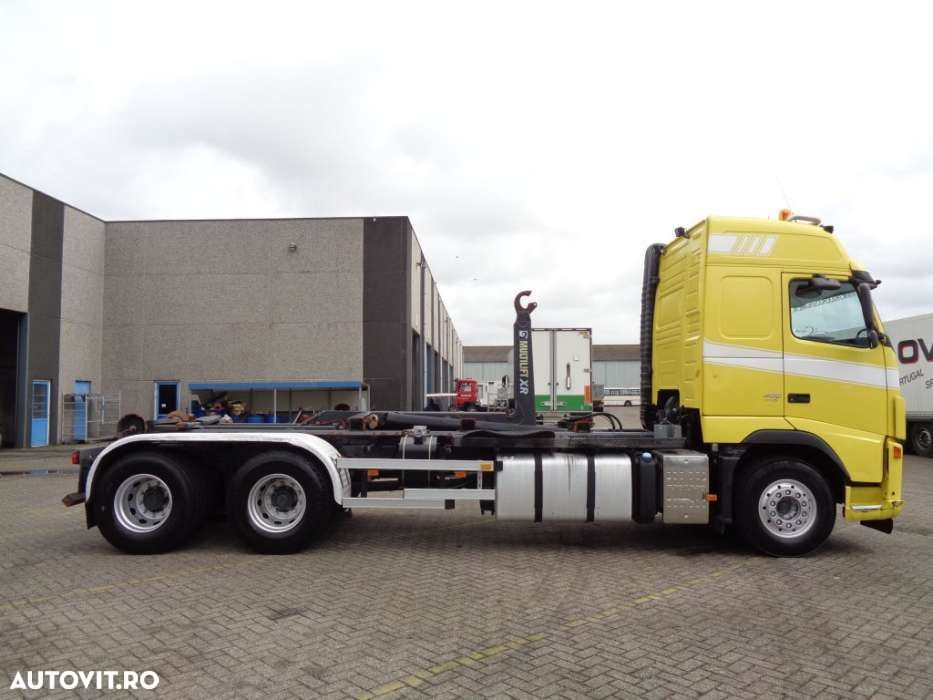 Volvo FH 400 + Euro 5 + 10 tyres + Hook system - 6