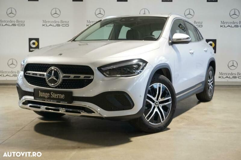 Mercedes-Benz GLA 200 - 1