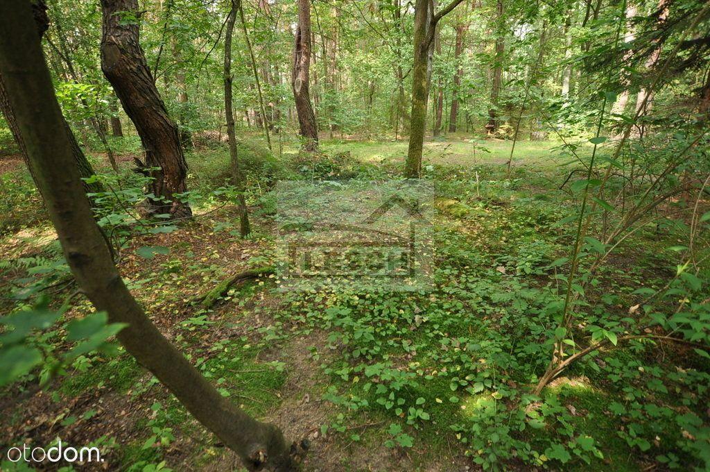 Na Raty - działka w lesie z zezwoleniem na budowę