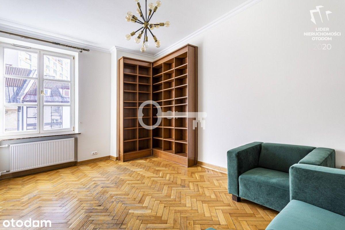 75m2   2 Pokoje   Zabytkowa kamienica   Pl.Bankowy