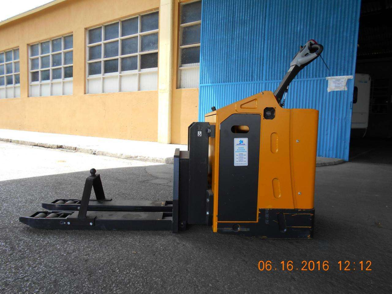 Garagem para arrendar, Sado, Setúbal - Foto 33