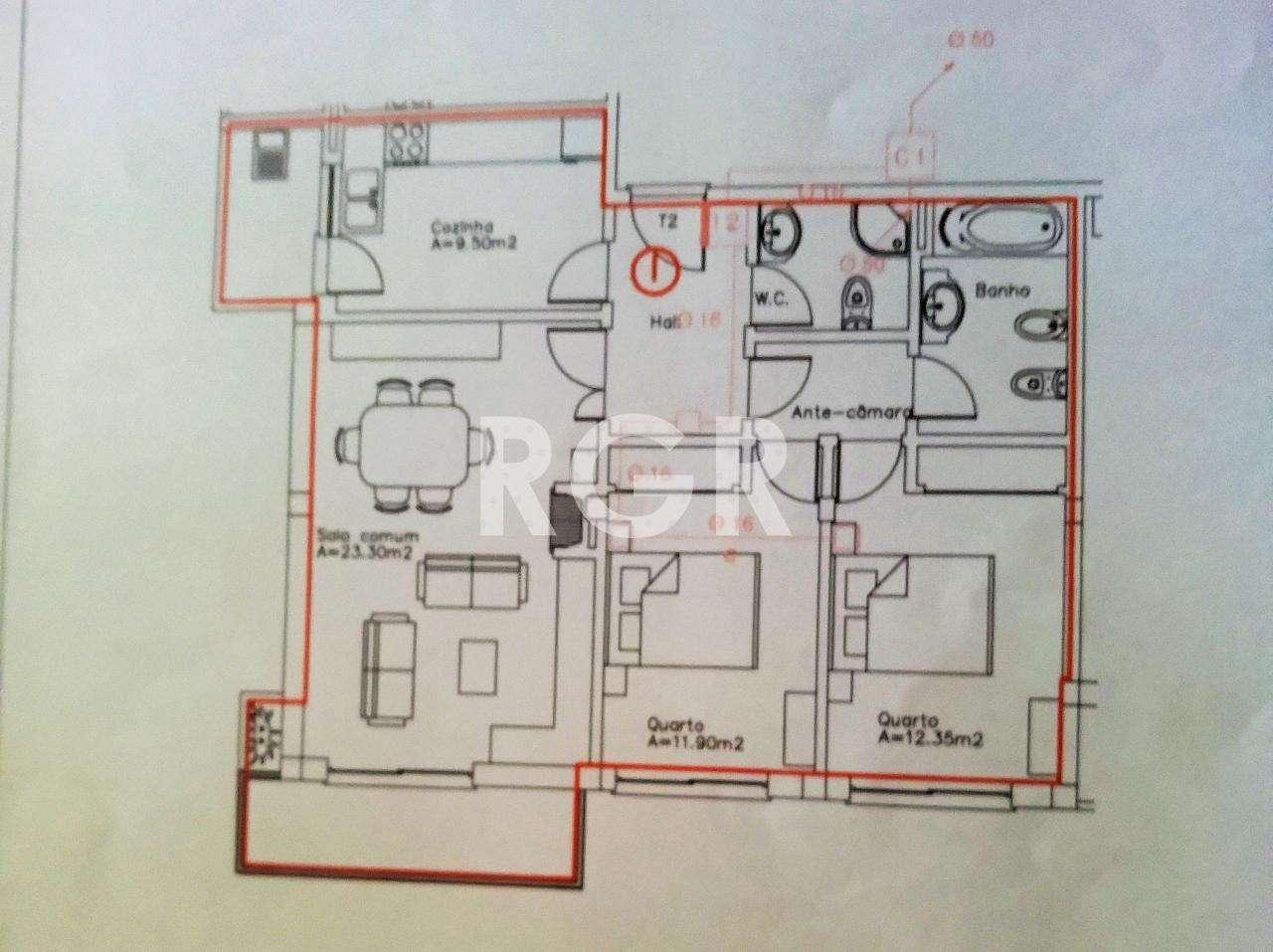 Apartamento para comprar, Gondomar (São Cosme), Valbom e Jovim, Porto - Foto 20