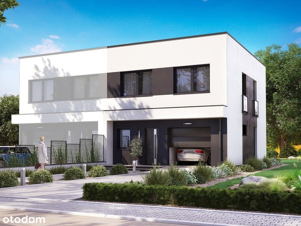 Przestronny, nowy dom położony na obszarze Parku K