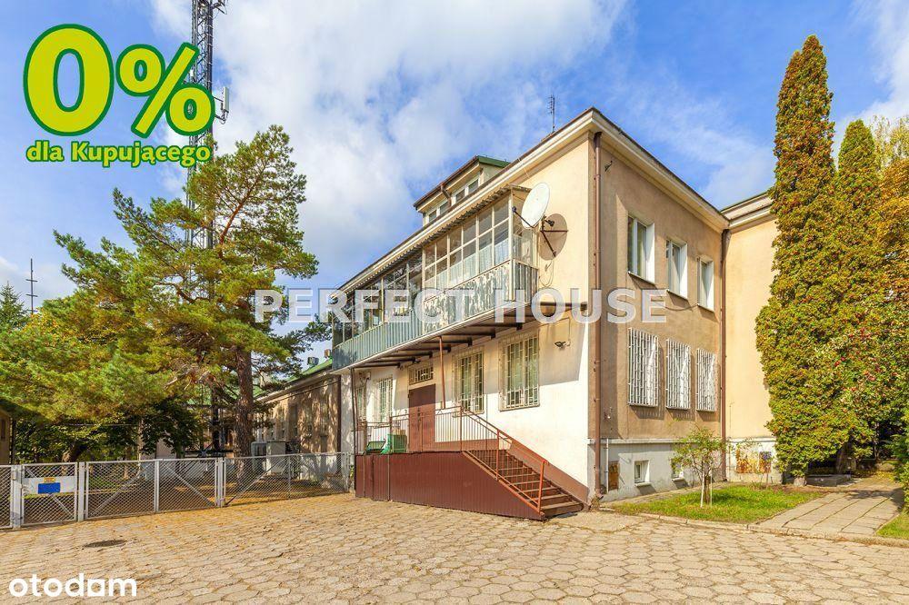 bud. biurowo-mieszkalny Wawer do rozbudowy