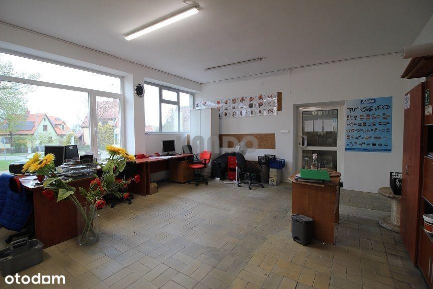 Budynek biurowo -usługowy ul. Kosmonautów