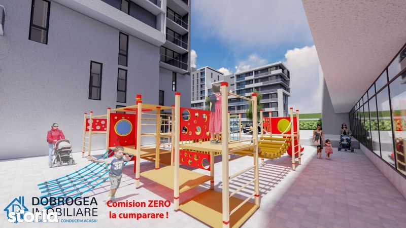E3 PLUS, 3 camere, vedere panoramica, terasa, spatii verzi, loc de joa