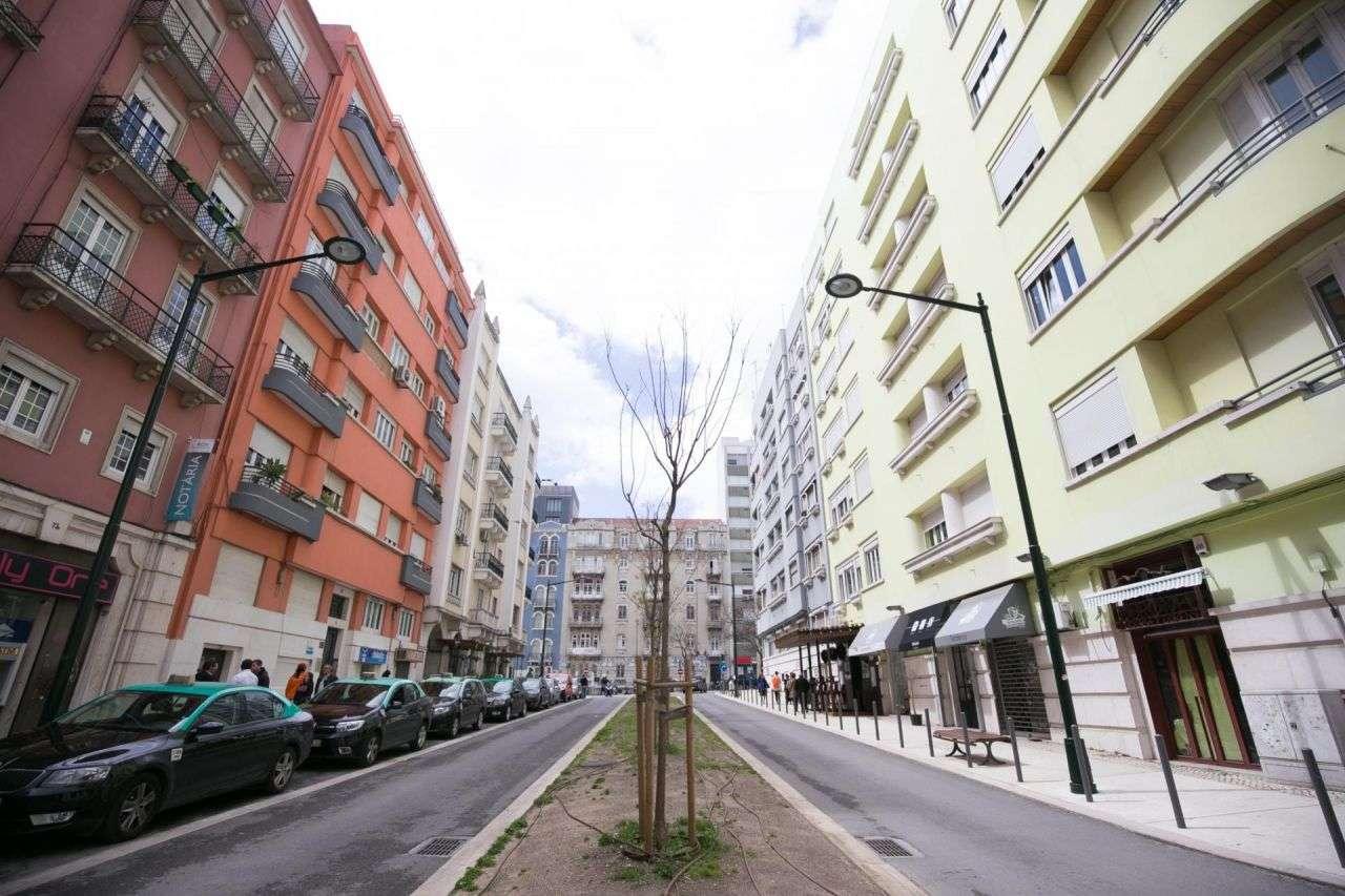 Quarto para arrendar, Avenidas Novas, Lisboa - Foto 18