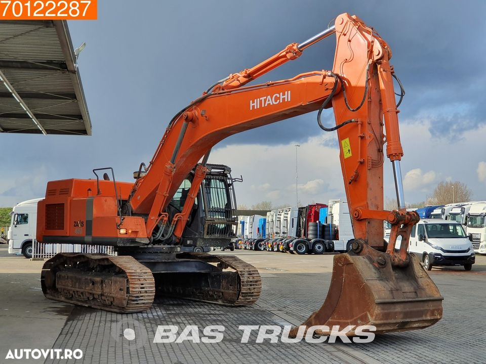 Hitachi ZX450-3 Nice and clean CE machine - 3