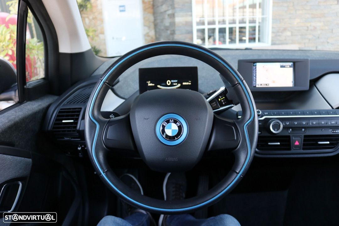 BMW i3 +Comfort Package Advance - 17