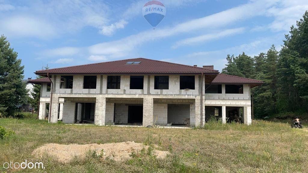 Atrakcyjnie położony -dom spokojnej starości Giby