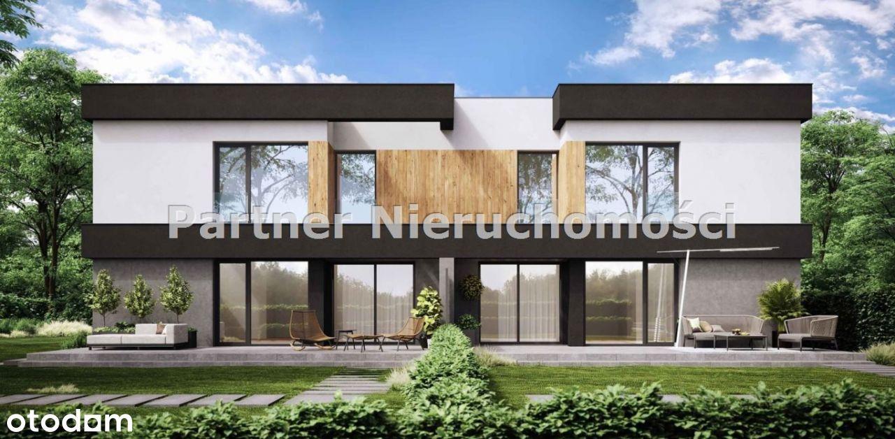 Nowoczesny dom na Stawkach