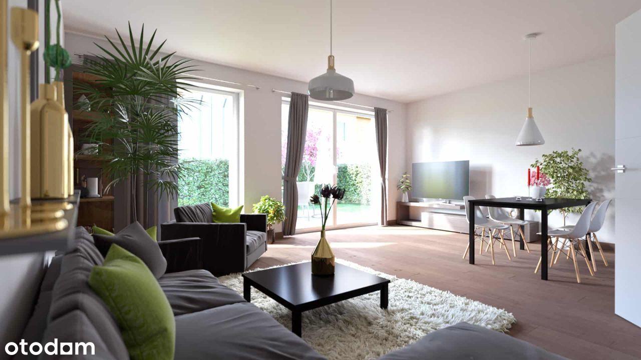 KDM DEWELOPER Nowy Pleszew mieszkanie P1 61,61 m2