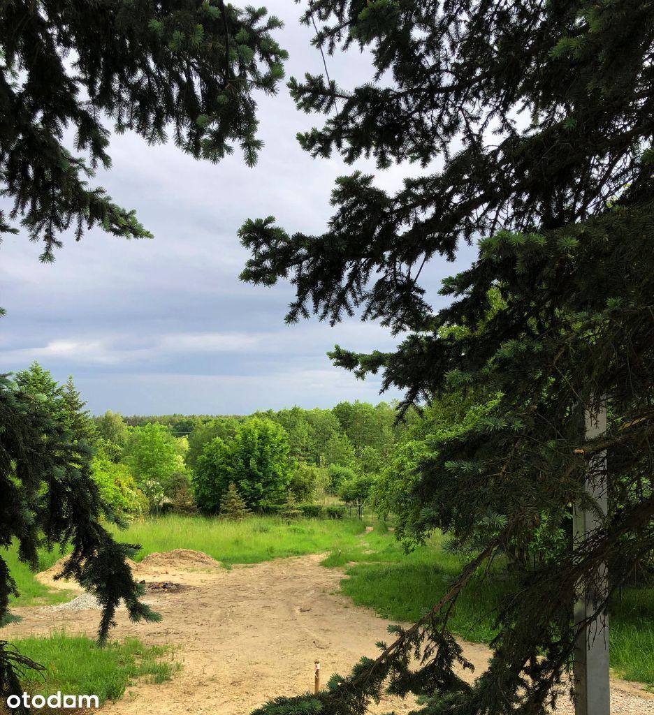 Rezydencyjna-W otoczeniu lasów i jezior-Pozwolenie