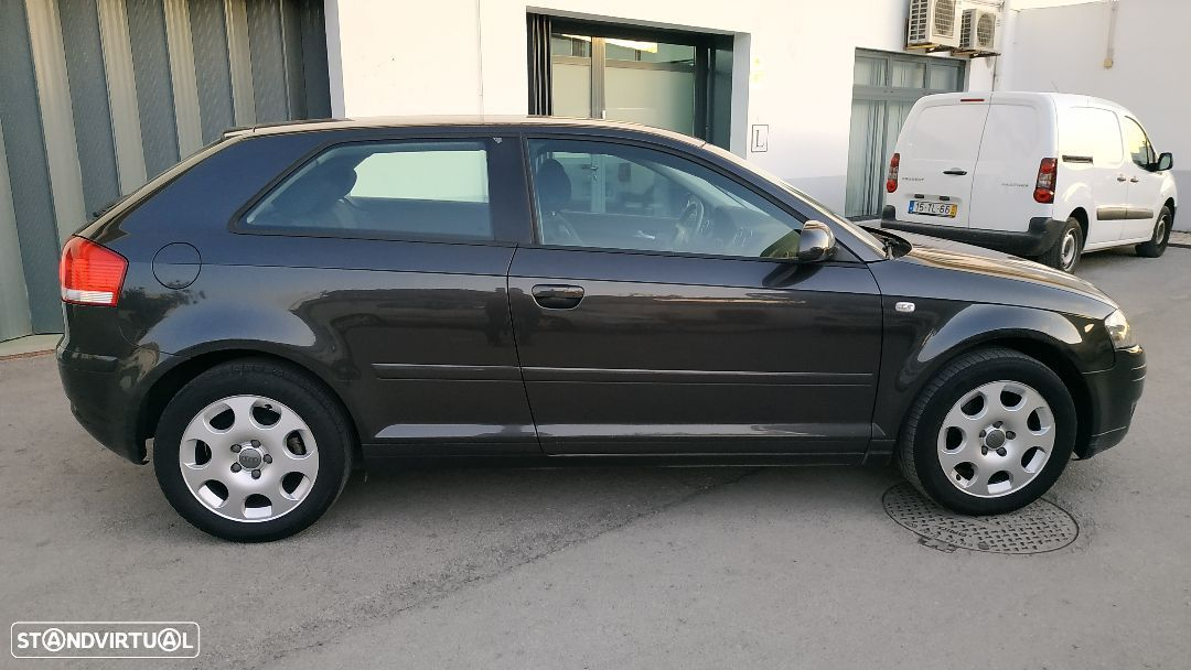 Audi A3 2.0 TDi Attraction - 20