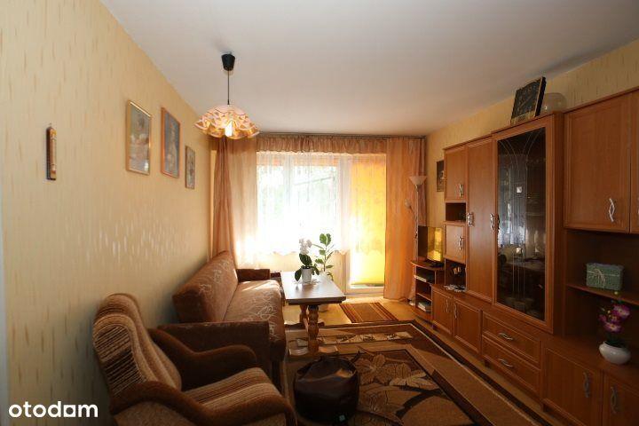 3-pokojowe z loggią, na drugim piętrze os. Skarpa.