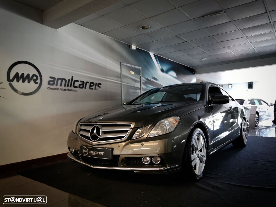 Mercedes-Benz E 350 CDi Elegance BlueEfficiency - 1