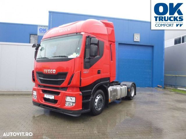 Iveco STRALIS AS440S46TP - 1