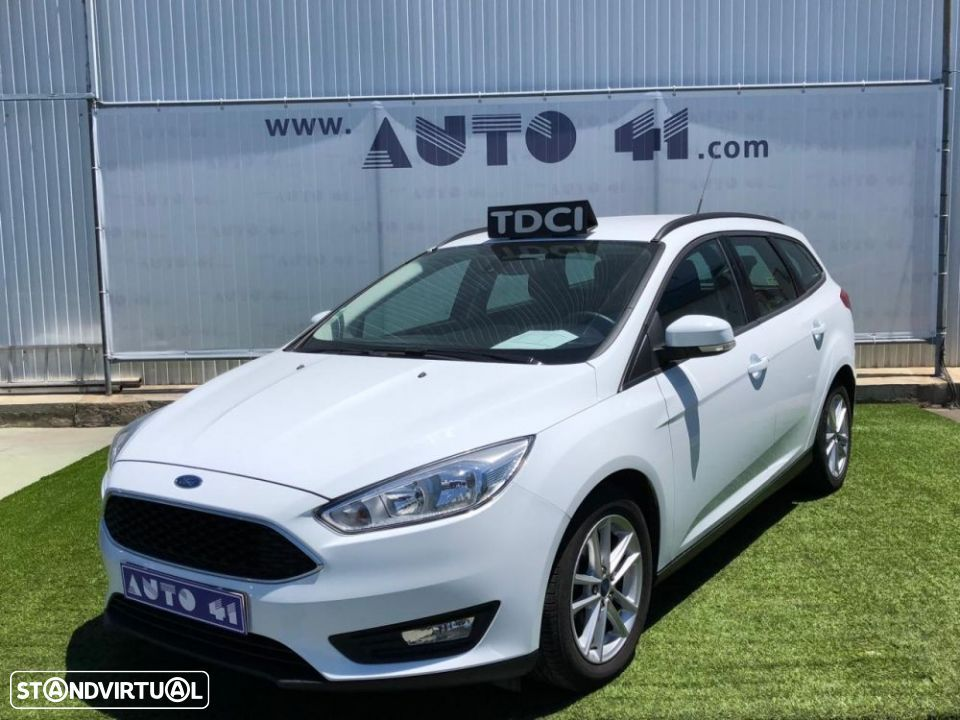 Ford Focus SW Station 1.5 TDCi Trend+ - 1
