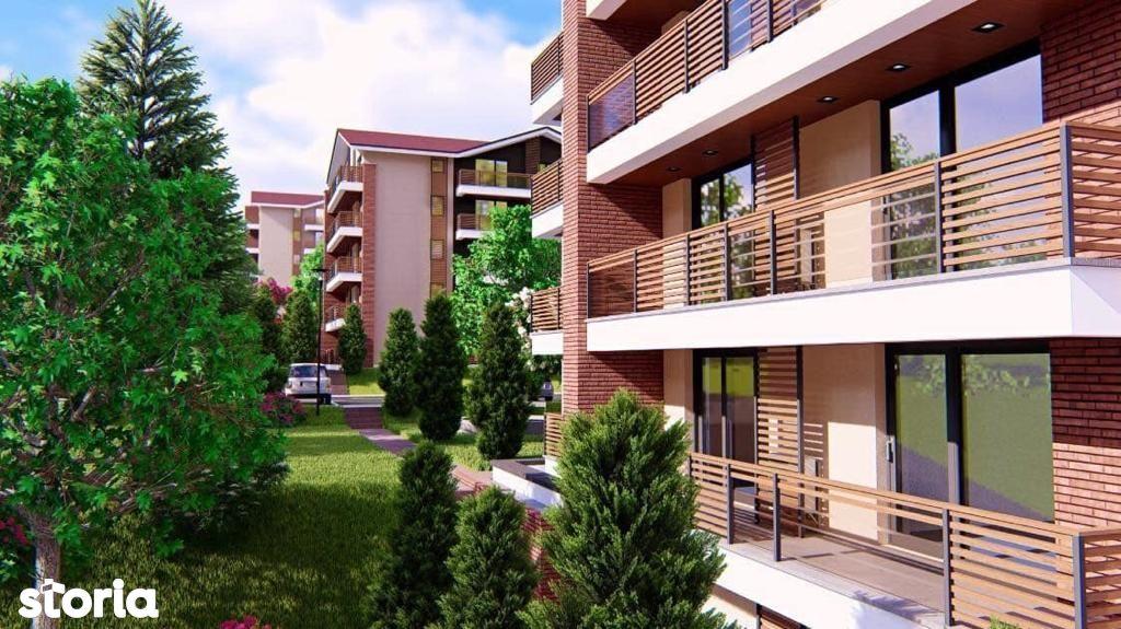 Apartament 2 camere, nou, bucium. rate direct la dezvoltator