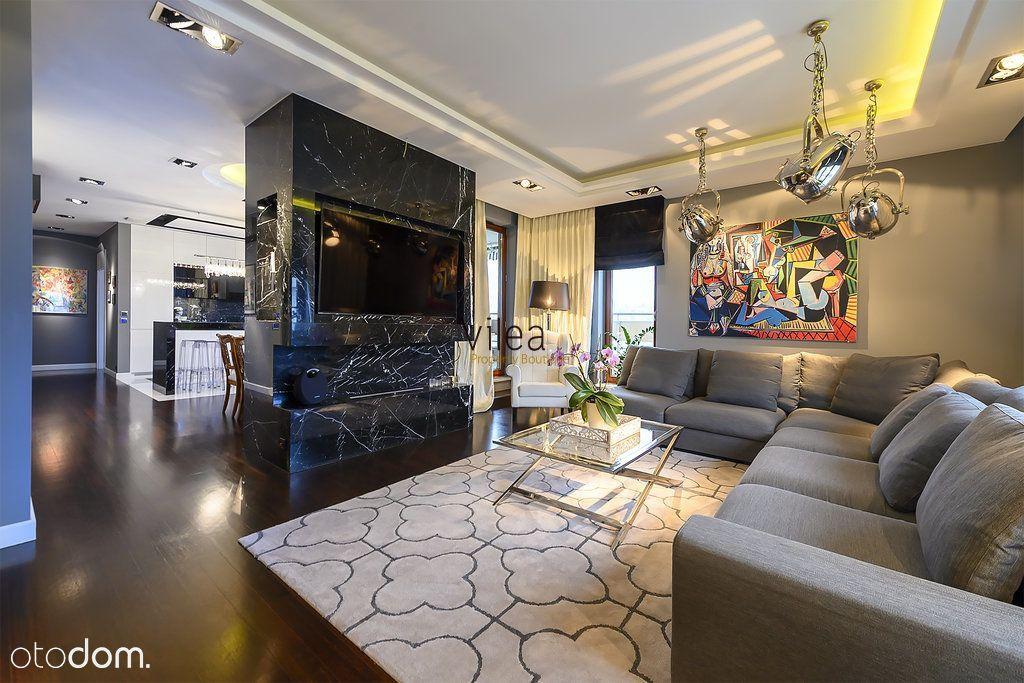 Idealny 4-pokojowy Penthouse Marina Mokotów