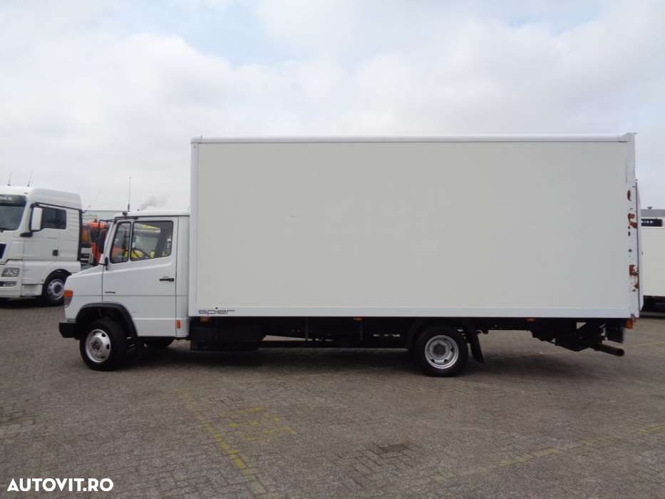 Mercedes-Benz Vario 816D + Manual + Lift - 5