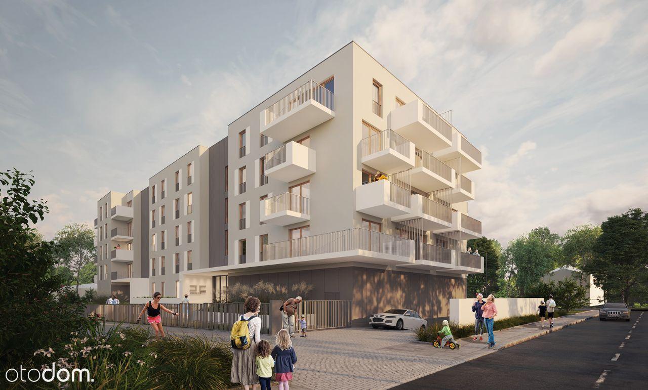 PRZEDSPRZEDAŻ Nowa inwestycja Mieszka Apartamenty