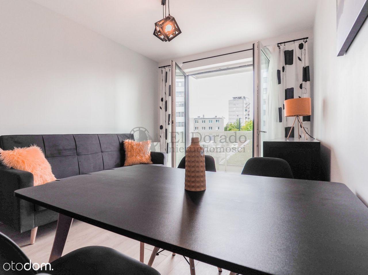 Nowe! 2-pok. mieszkanie + Balkon + Garaż | Centrum