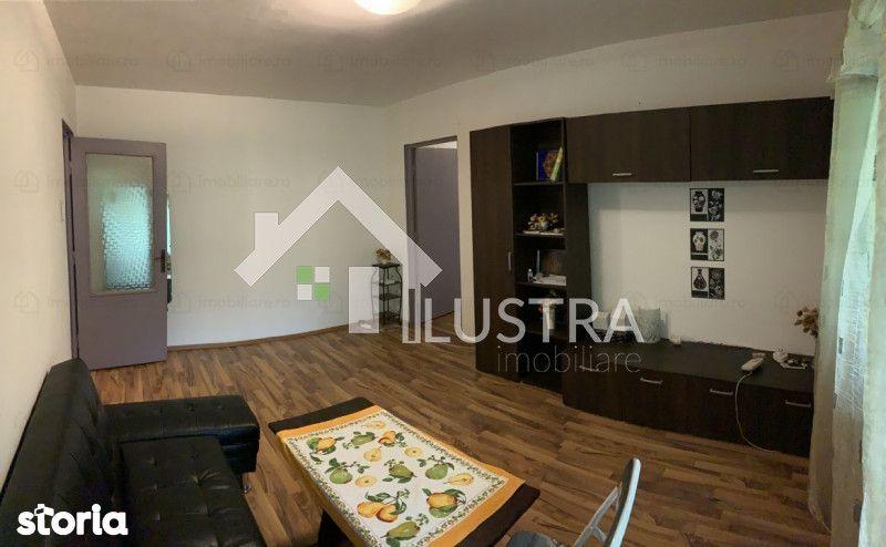 Apartament, 3 camere,  de vânzare, în Manastur
