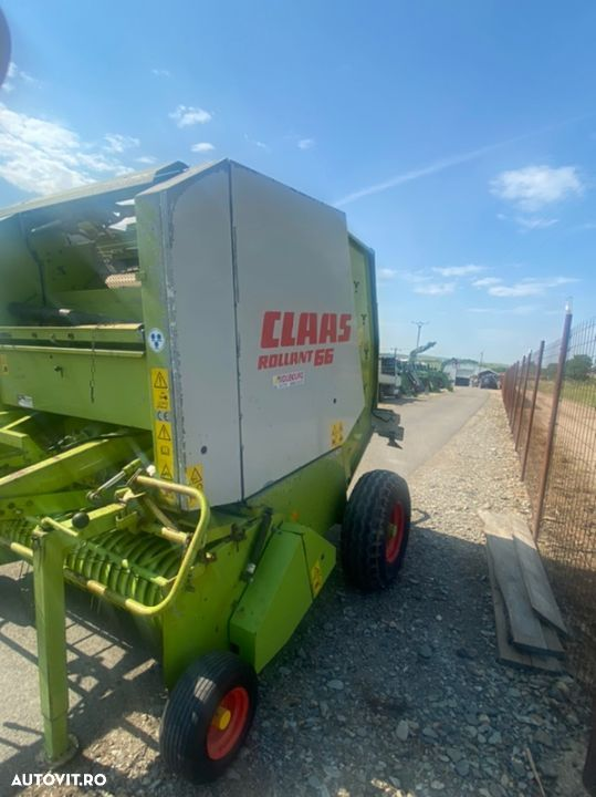 Claas Rollant 66 - 3