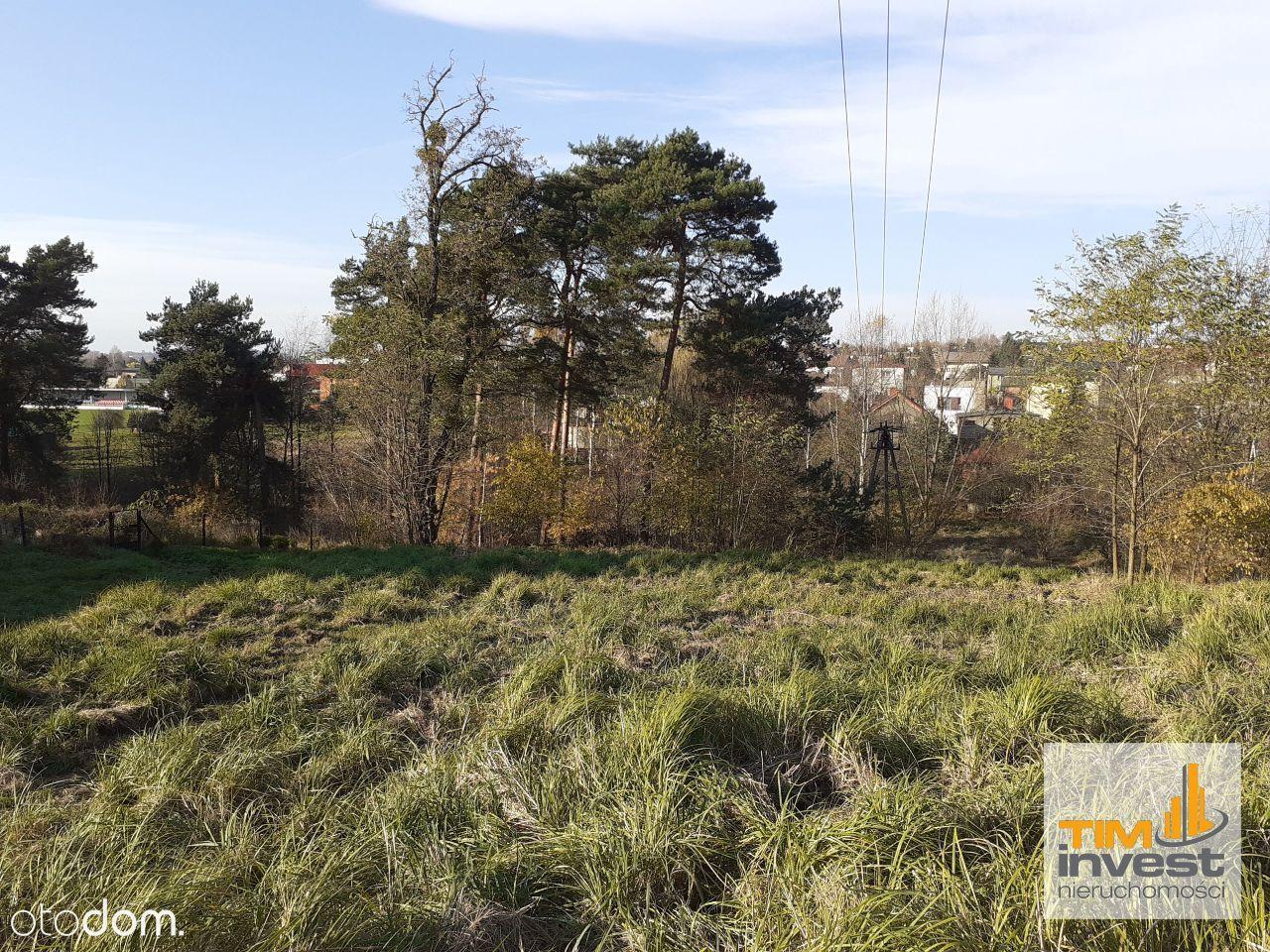 Katowice, duża działka pod dom i ogród
