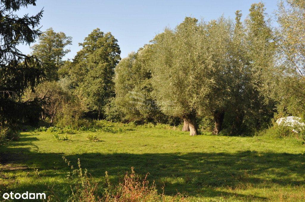 Działka siedliskowa 1,13 ha. Brzozówka, Kpn