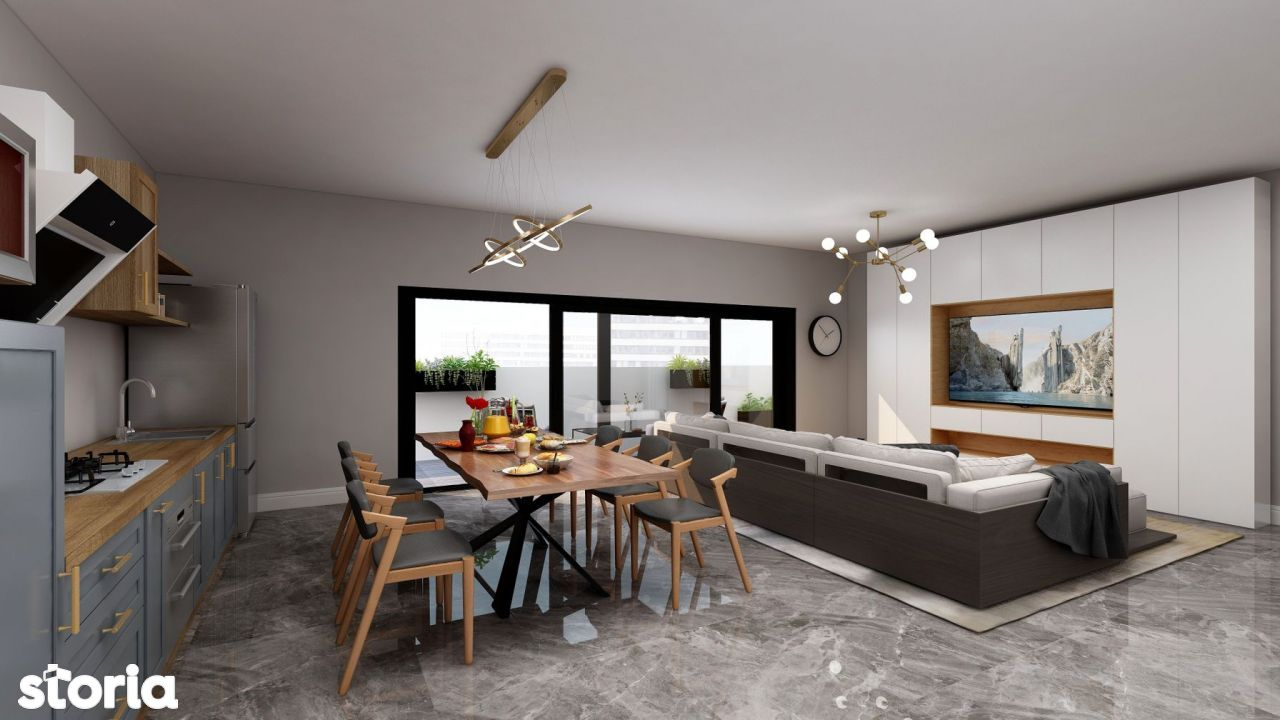 Apartament 3 camere, 107 mp, zona Torontalului!! comision 0%