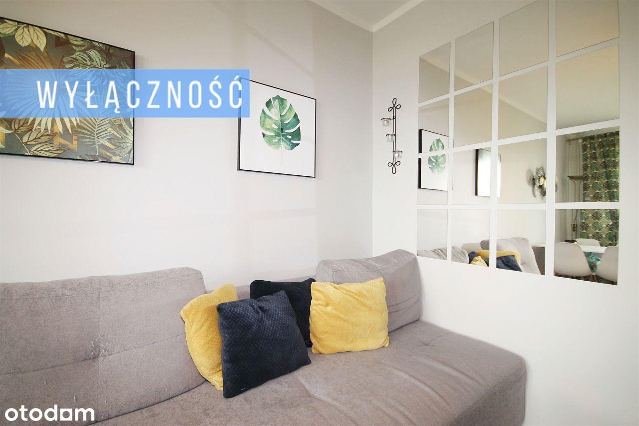 Komfortowe, trzypokojowe mieszkanie, ul. Grodzka