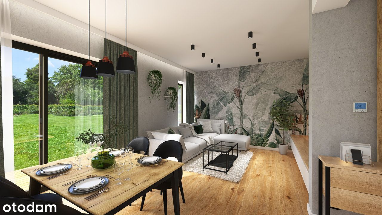 Wykończony dom pod Krakowem   Wysoki standard
