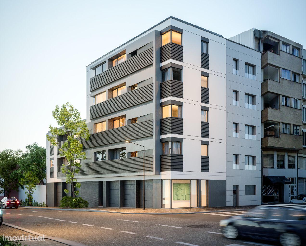 Apartamento T2 a estrear no Bonfim