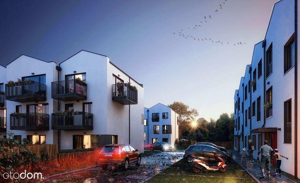 Ustawny apartament w inwestycji LakeCity (E.06)