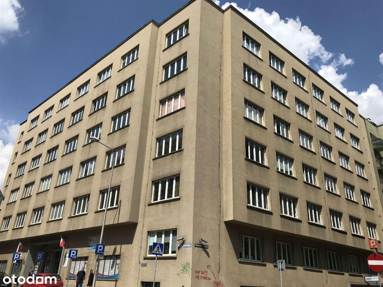 Gotowiec inwestycyjny! Lokal biurowy 35m2, centrum