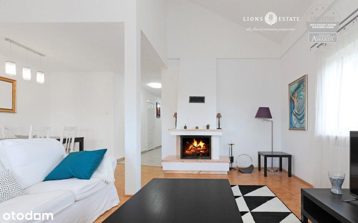 Funkcjonalny przestronny apartament - Mokotów
