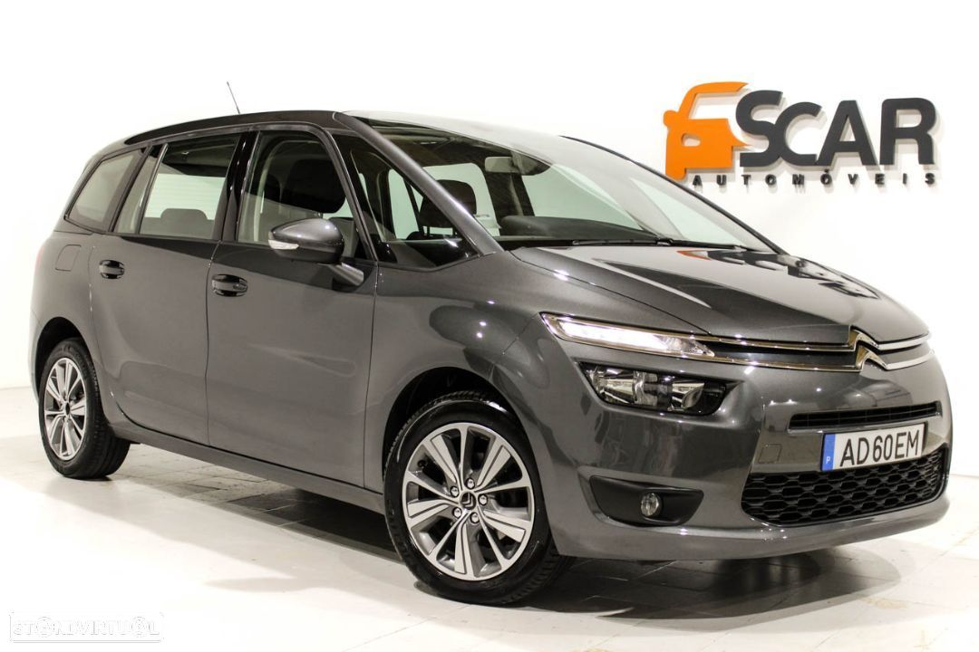 Citroën C4 Grand Picasso 1.6 BlueHDi Seduction - 1