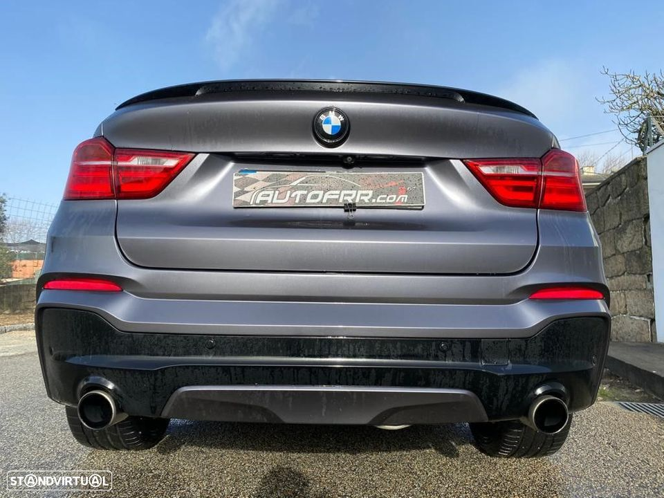 BMW X4 30d XDrive Pack M - 14