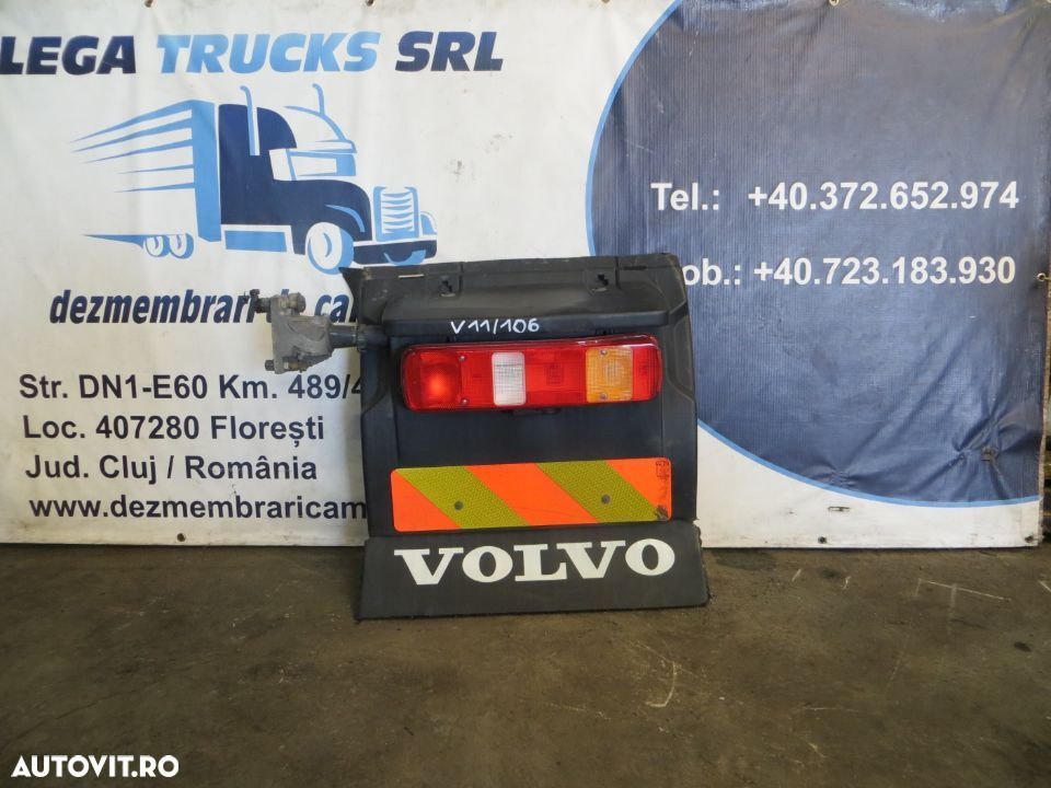 ARIPA SPATE DR CU STOP SI SUPORT VOLVO FH500 EURO 6 - 1