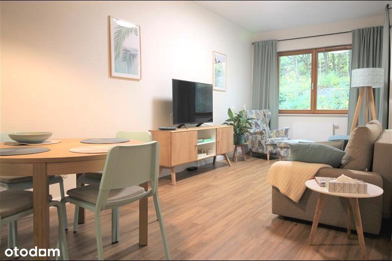 Atrakcyjny 2 pokojowy apartament w Gdyni Orłowo