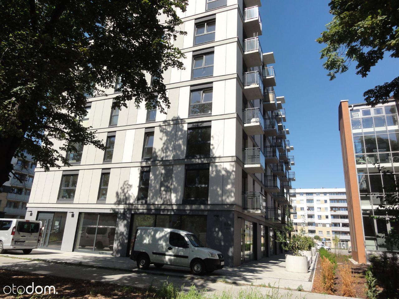 Mieszkanie 2 pokoje z tarasem i garażem Tęczowa