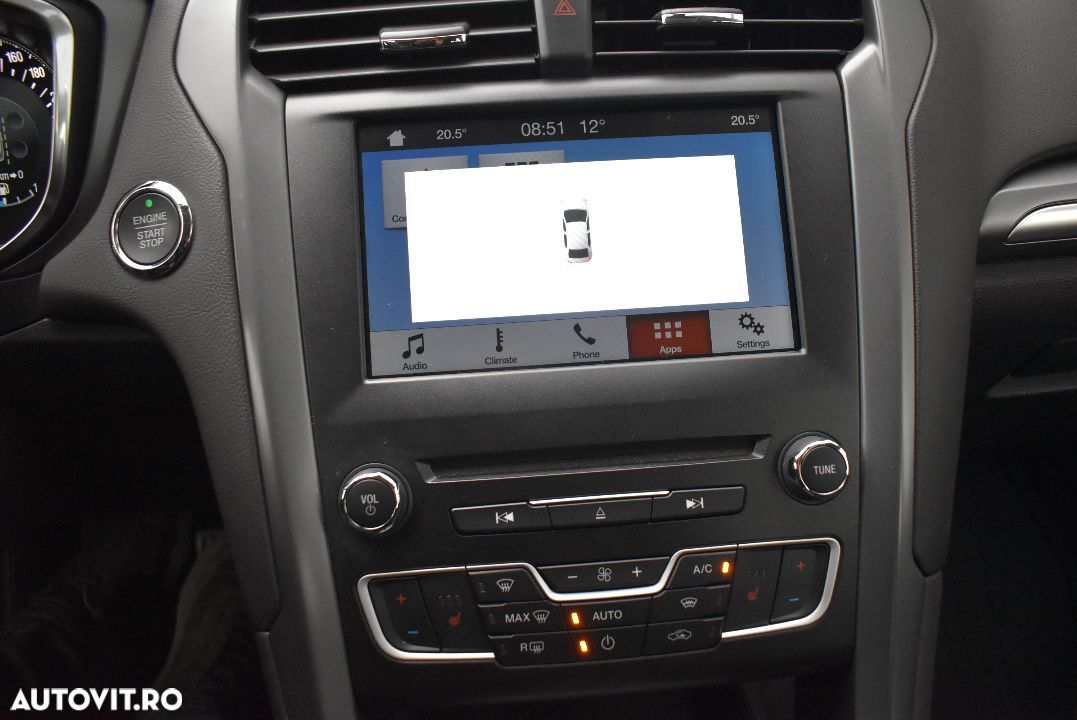 Ford Mondeo 1.5 - 16