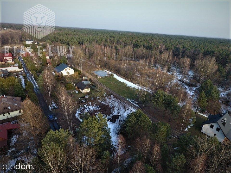 Działka Budowlana przy Parku Krajobrazowym - Dyzin